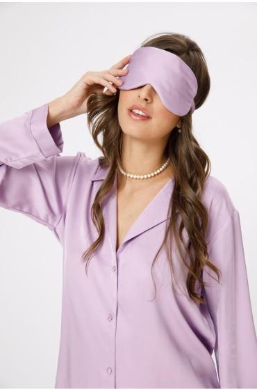 Masca pentru dormit lila