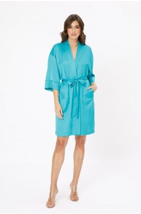Kimono albastru