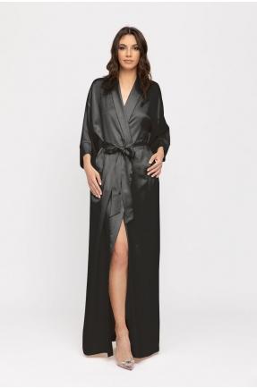 Kimono lung negru