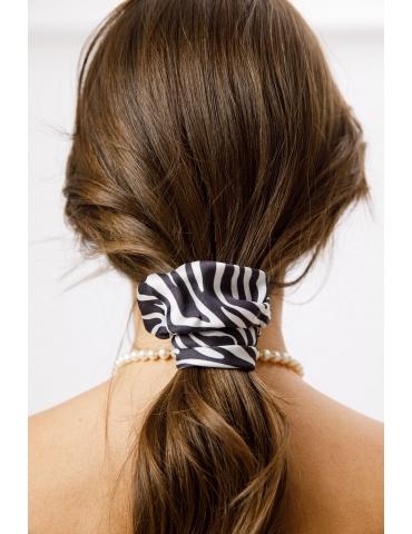 Elastic de par cu imprimeu zebra